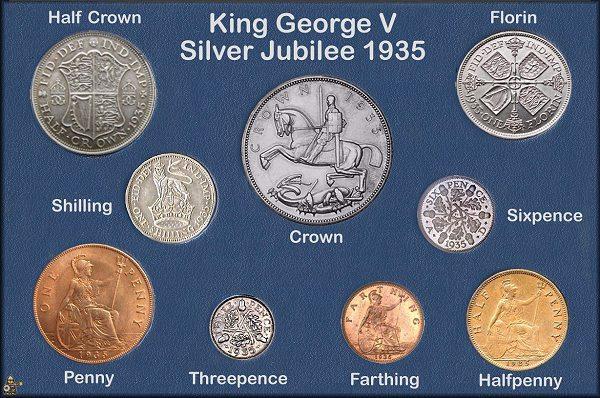 1977 british coins