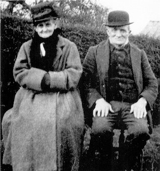William Herbert with his wife Mary Ann